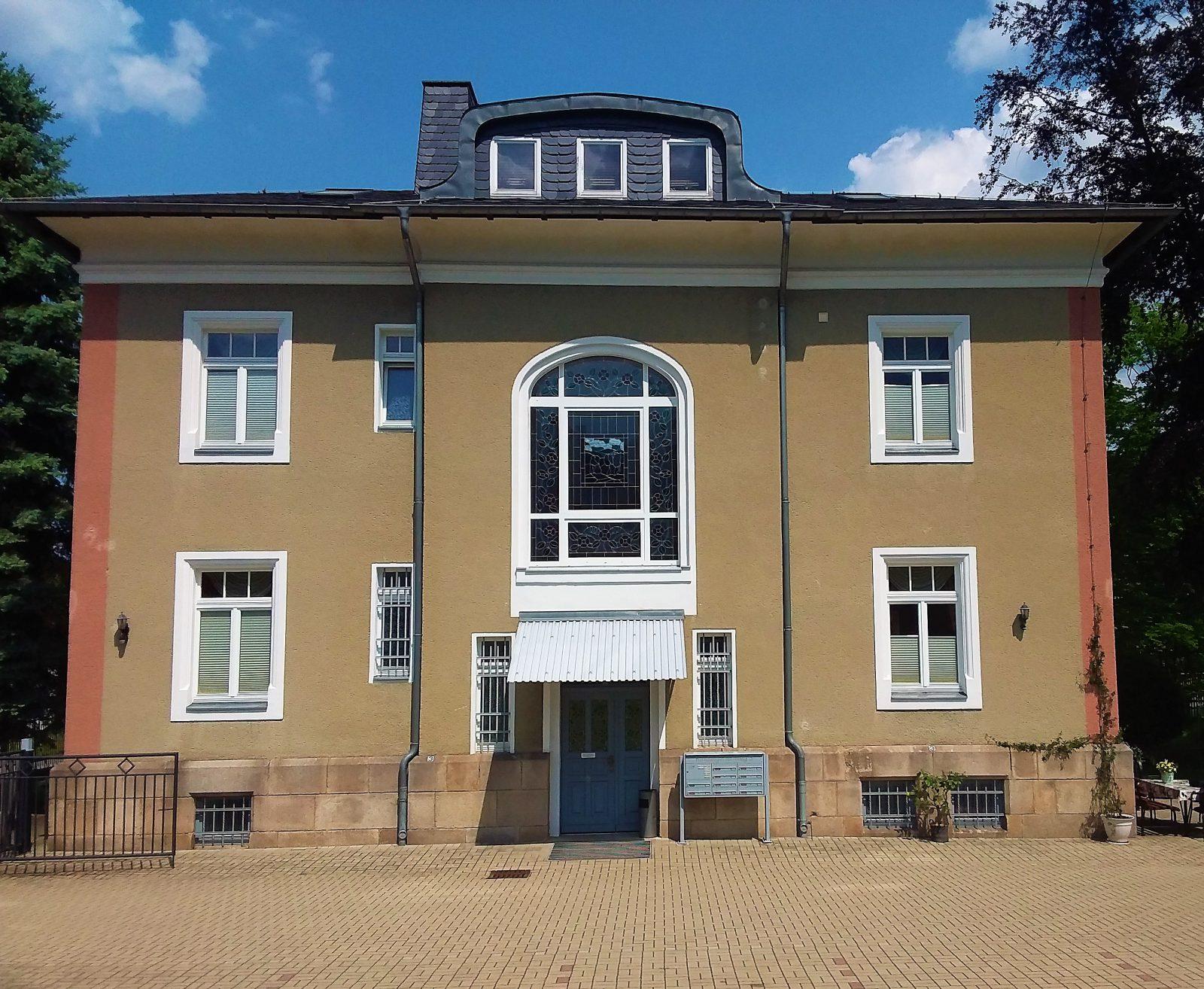 Gästehaus Saupersdorf